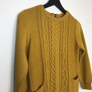 Urban Outfitters CO Cable Knit Sweater